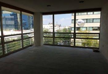 Departamento en venta en Polanco de 208 mt2. con balcón.