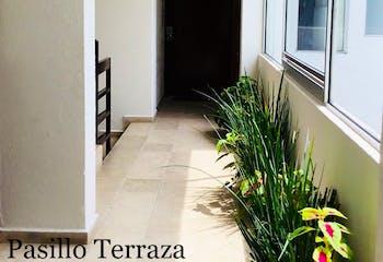 Departamento en venta en Santa Cruz Atoyac de 122 mt2.