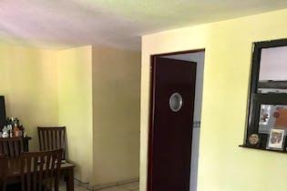 Departamento en venta en El Rosario, Azcapotzalco, 88 m2, con estacionamiento