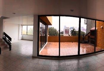 Departamento en venta en Nápoles de 223 mt2. Penthouse