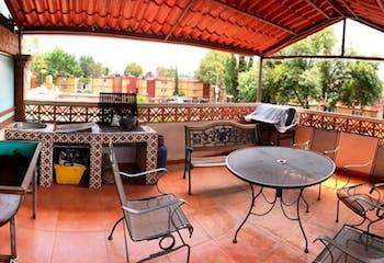 Casa en venta en Culhuacán CTM de 218 mt2. con 3 niveles.