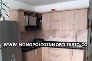 Apartamento en venta en Cabañitas de 3 alcobas