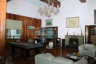 Casa en venta en  Del Carmen, Coyoacán  5 recámaras