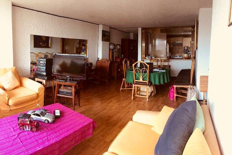 Portada Departamento en venta en Los Alpes de 138m2.
