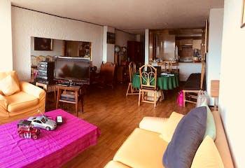 Departamento en venta en Los Alpes de 138m2.