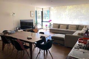 Departamento en venta en Polanco, 185mt con terraza