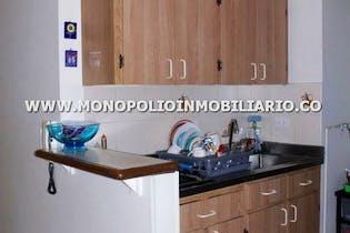 Apartamento en venta en Universidad Medellín de 2 hab.
