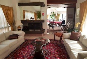 Casa en venta en Bosque de las Lomas, 800mt con sala de cine