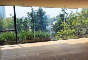 Departamento en venta en Bosque de Chapultepec, de 194mtrs2