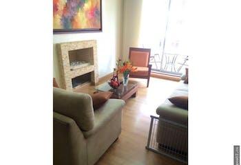 Apartamento en Colina Campestre-Mazurén, con 3 Habitaciones - 95 mt2.