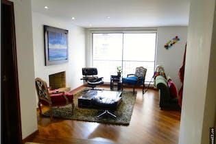 Apartamento en Chicó-El Virrey, con 3 Habitación - 168 mt2.