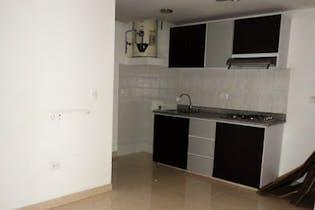 Apartamento en Barrio Colombia, Barrios Unidos - 43mt, dos alcobas