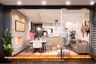Vìú Park 118, Apartamentos en venta en Santa Bárbara Occidental de 1-3 hab.