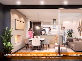 Vìú Park 118, proyecto nuevo de vivienda en Santa Bárbara Occidental, Bogotá