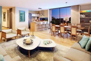 Club House 127, Apartamentos en venta en La Calleja de 1-3 hab.