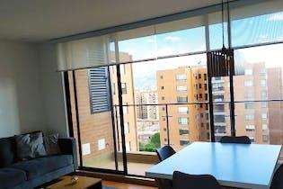 Apartamento en Mazuren, Colina Campestre - 69mt, tres alcobas, balcón