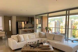 Apartamento en El Poblado-La Tomatera, con 3 Habitaciones - 134 mt2.