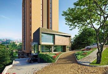 Apartamento en Envigado-Loma de Cumbres, con 3 Habitaciones - 103.28 mt2.
