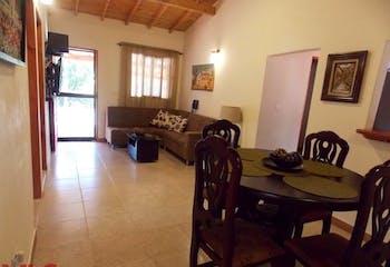 Finca Recreativa en Rural-Guarne, con 5 Habitaciones - 300 mt2.