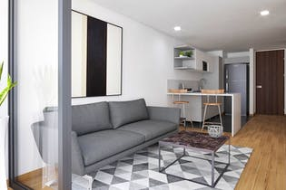 Proyecto de vivienda, Almagro, Apartamentos en venta en Barrio Chapinero 36m²
