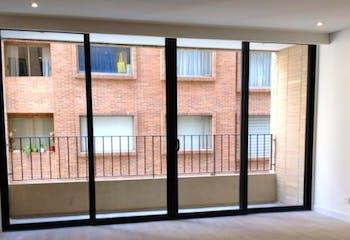 Apartamento En Chicó-El Virrey, con 2 Habitaciones - 112 mt2.