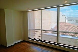Apartaestudio En Teusaquillo-Galerias, con una Habitación - 51.1 mt2.