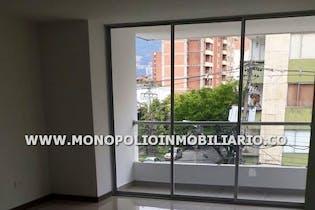 Apartamento en Conquistadores-Laureles, con 3 Habitaciones - 101 mt2.