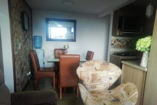 Apartamento en Vereda Fontibon, Rionegro - Tres alcobas-con 56.82