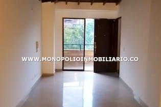 Apartamento en Centro, La Estrella - 75mt, dos alcobas, balcón
