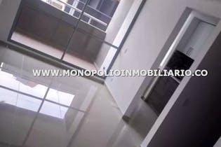 Apartamento en Viviendas del Sur, Poblado - 54mt, dos alcobas, balcón