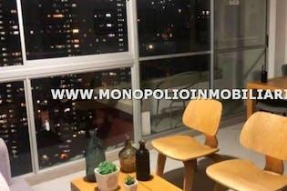 Apartamento en San Jose, Sabaneta - 66mt, dos alcobas, balcón