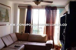 Apartamento en Los Colores, Estadio - 67mt, tres alcobas, balcón