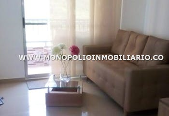 Apartamento en Ancon, Sabaneta - 56mt, dos alcobas, balcón