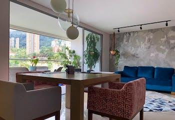 Apartamento en venta en Los Balsos con acceso a Piscina