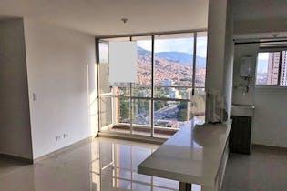 Apartamento en Bello, Cabañas 90 mt2, tres alcobas, balcón