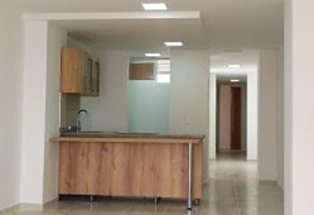 Apartamento en La Floresta, La America - Tres alcobas