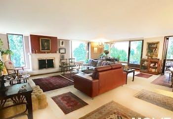 Apartamento en El Refugio, Chico - 315mt, duplex, tres alcobas