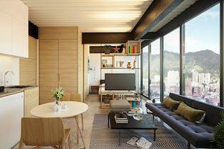 Nou 60, Apartamentos nuevos en venta en Galerías con 1 hab.