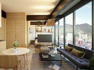 Nou 60, proyecto de vivienda nueva en Galerías, Bogotá