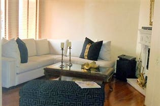 Apartamento en Spring, Colina Campestre - 117mt, dos alcobas, chimenea