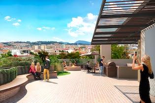 Nuvo Park 135, Apartamentos nuevos en venta en Contador con 1 hab.