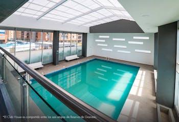 Proyecto nuevo en Reserva de Granada V, Apartamentos nuevos en Gran Granada con 3 habitaciones