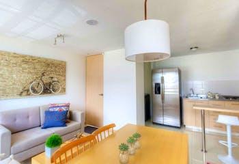 Apartamento en Bello-Cabañas, con 3 Habitaciones - 55.74 mt2.