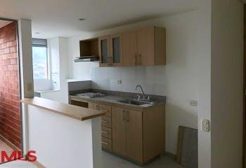 Apartamento en San Jose, Sabaneta - 79mt, tres alcobas, balcón