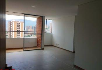 Apartamento en Restrepo Nararanjo, Sabaneta - 63mt, dos alcobas, balcón