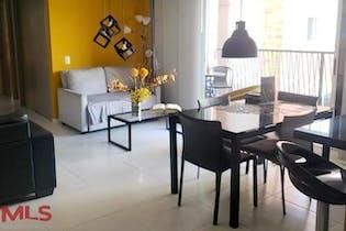 Apartamento en Restrepo Naranjo, Sabaneta - 87mt, tres alcobas, balcón