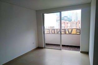 Apartamento en Sabaneta-Calle Larga, con 3 Habitaciones - 87.49 mt2.