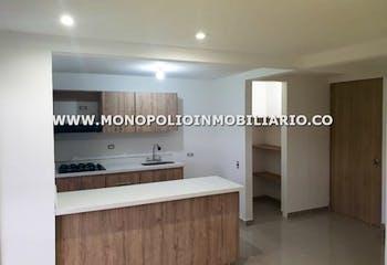 Apartamento en San Germna, Robledo - 53mt, dos alcobas, balcón
