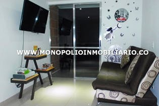 Apartamento en Rodeo Alto, Belen - 53mt, tres alcobas, balcón