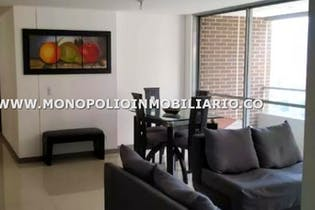 Apartamento en Ciudad del Rio, Poblado - 121mt, tres alcobas, balcón